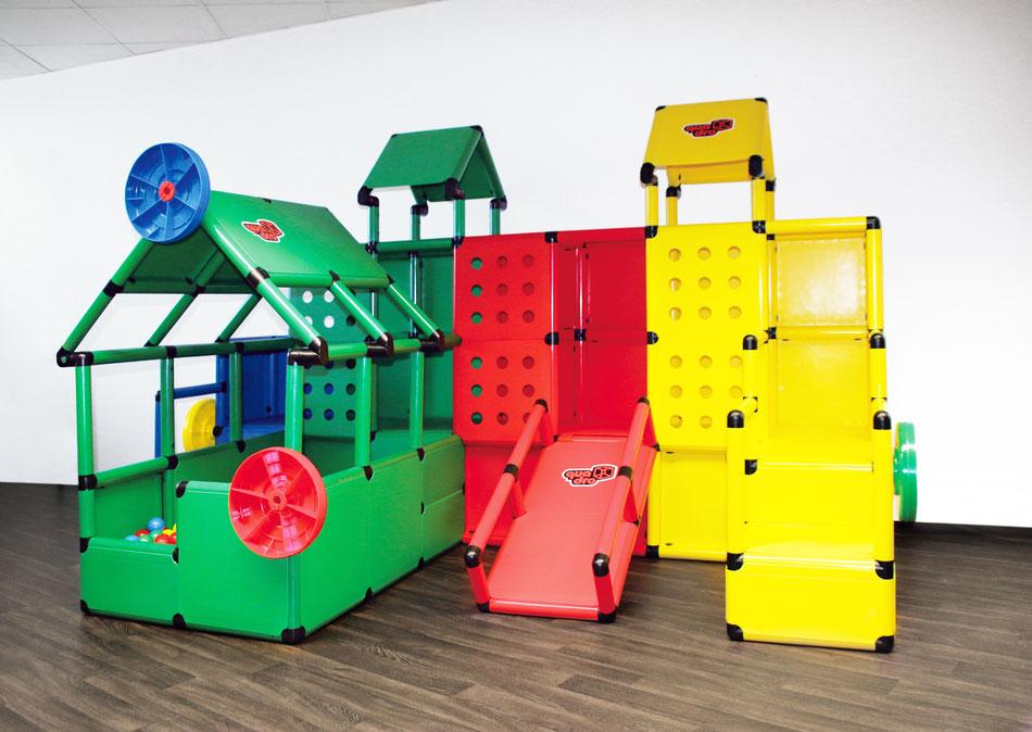 QUADRO Kleinkinder Playcenter L