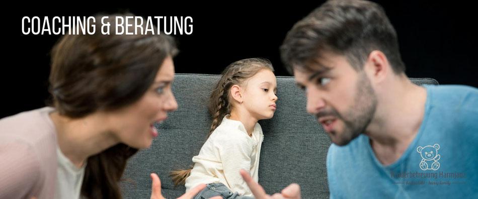 Kinderbetreuung Harmjanz. Coaching und Beratung.