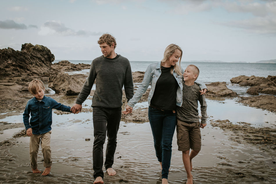 Coromandel Family Photographer Erica Kurth Photography New Zealand family photographer