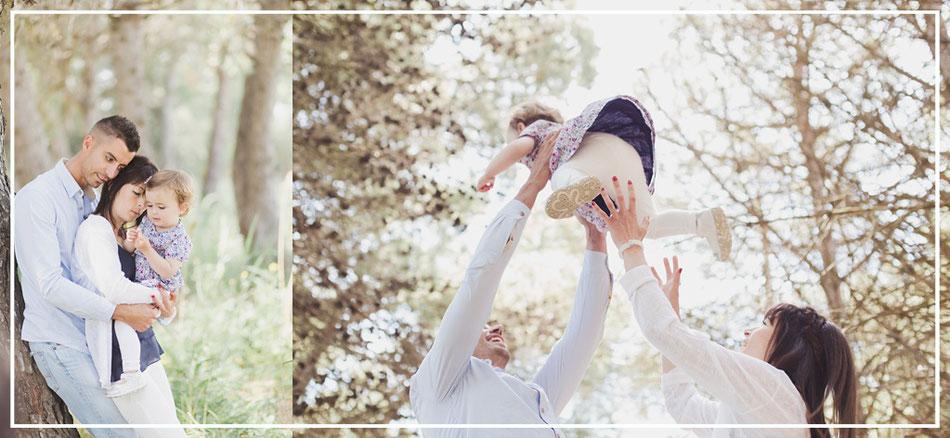 Photographe famille perpignan