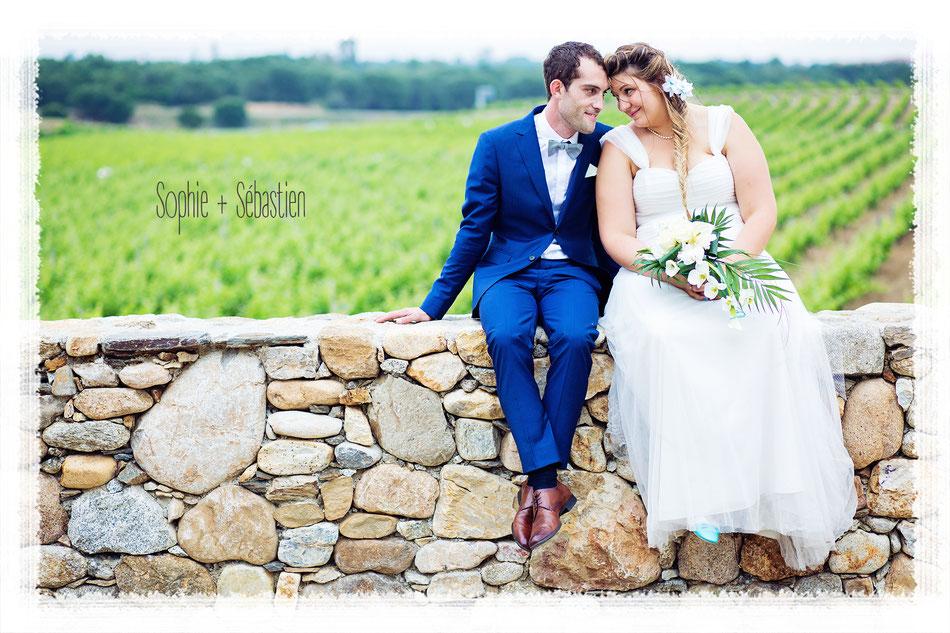 Photos de mariage perpignan pyrenees orientales