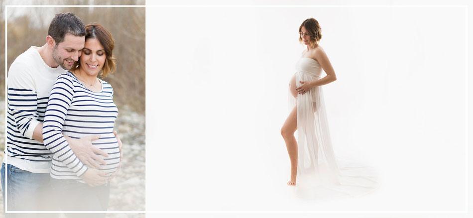 Photographe grossesse perpignan et montpellier