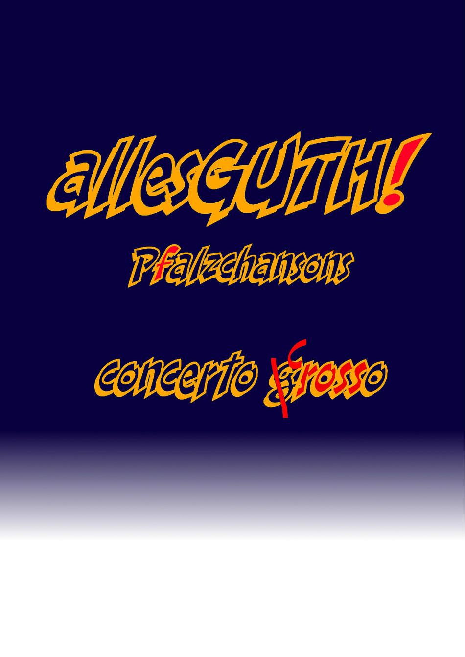 allesGUTH - Gewidder Dunner Keil Nachfolgeband Hannah Guth, Manue T. Breiner, Alexander Lehmann, Rosi Flury