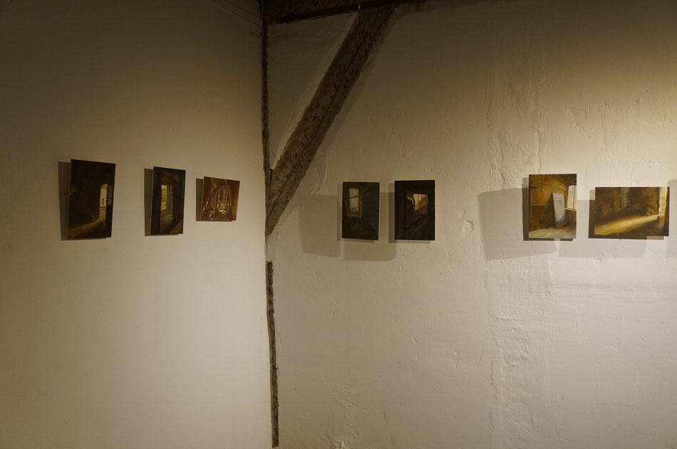 Archiv serien, Innenraeume im Schloss 2015