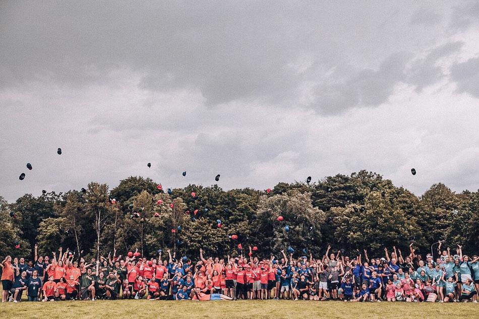Mehr Bilder vom Camp findest du bei Instagram unter @baseballcamp_siegburg  !