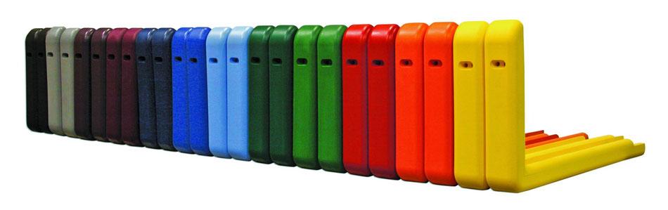 Spalding® 12 color backboard padding