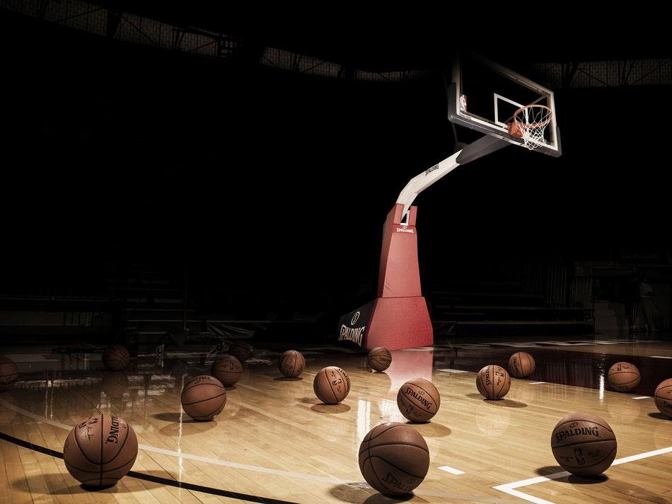 Spalding proffesioneller Arena Basketballkorb