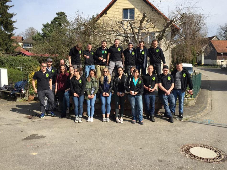 Vereinsausflug 2017 - Mitglieder & Helfer
