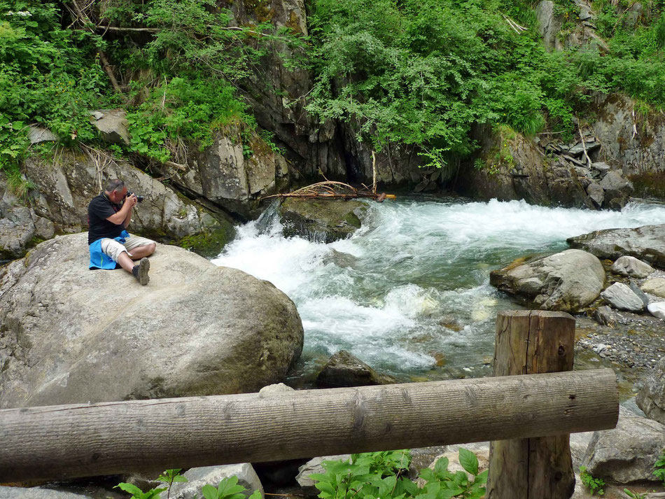 Gilfenklamm / Südtirol Juni 2014