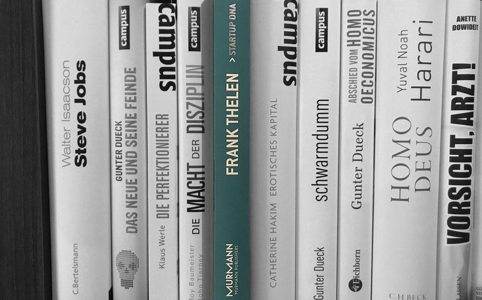 Rezension Frank Thelen Die Autobiografie Startup Dna Prof Dr