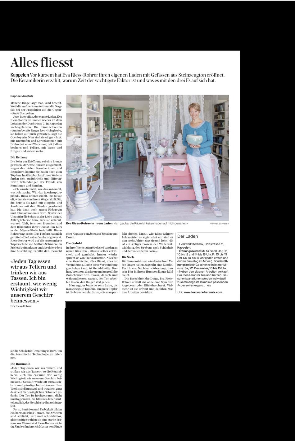 Bieler Tagblatt, 13. Dezember 2018