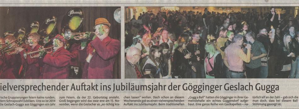 Rems Zeitung am 20.01.2014