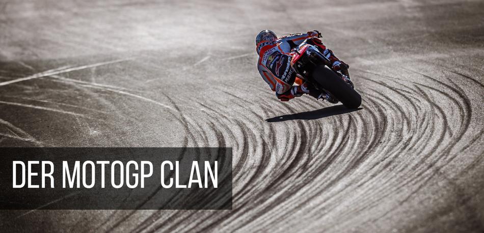 Der MotoGP Clan by Motosports24