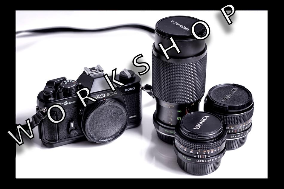 Fotografie-Workshop mit eigener Kamera