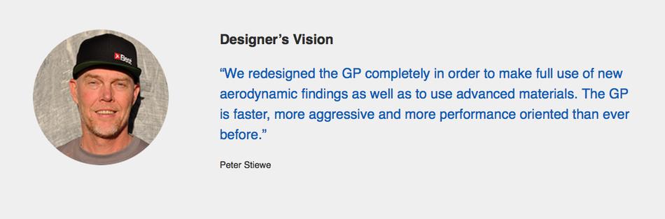Best Kiteboarding Designer Peter Stiewe