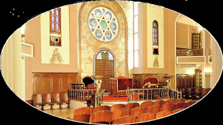 Istanbul Neve Shalom Synagoge