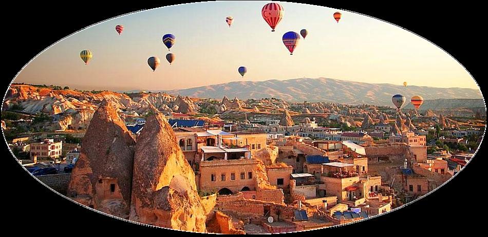 Türkei Rundreise: PRBTRRRPAS01008 - Auf den Spuren des Apostel Paulus 01/ 8 Tagereise:.