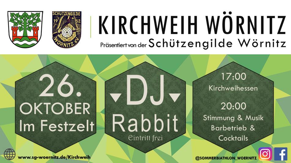 Kirchweih - Sommerbiathlon Schützen SG Wörnitz Schützengilde