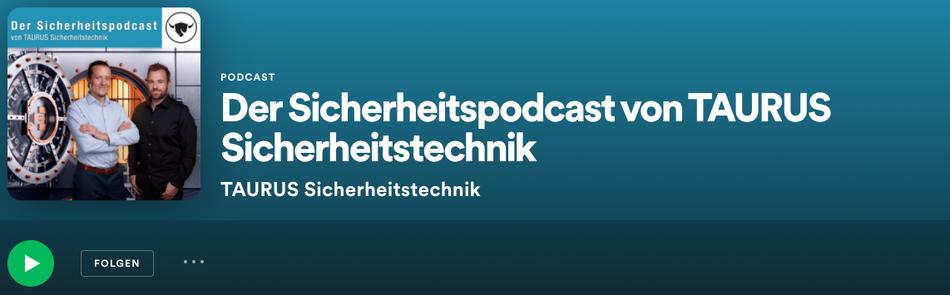 Der Sicherheitspodcast, podcast, the voice agency, voice, stimme, taurus sicherheitstechnik