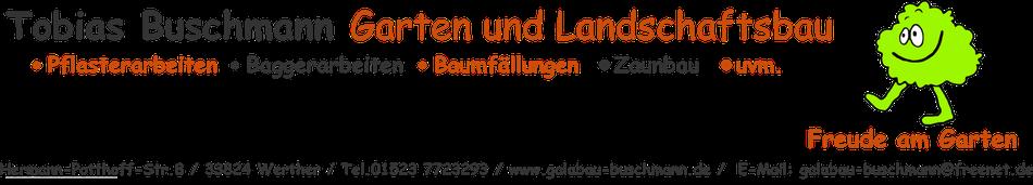 Beliebt Bevorzugt Baggerleistungen im Überblick - galabau-buschmann.de #BR_61