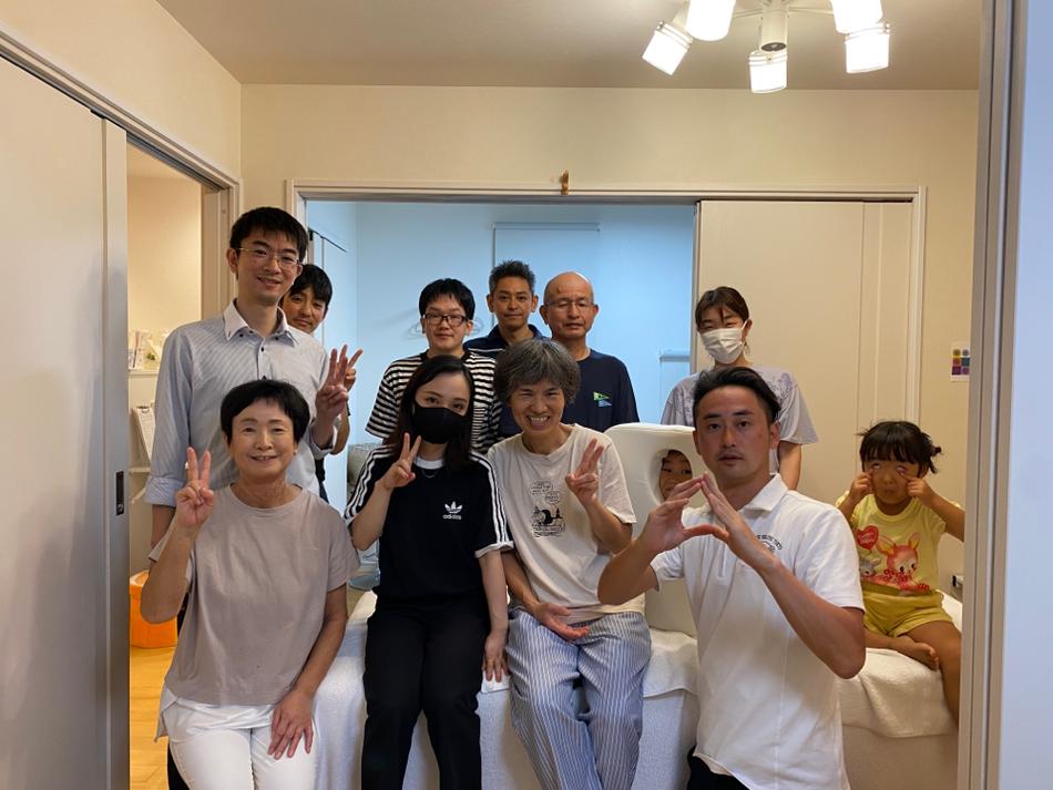 DRT北九州月例会2021年7月|北九州市若松区の家庭でできるDRT教室(背骨ゆらし教室・指圧教室)