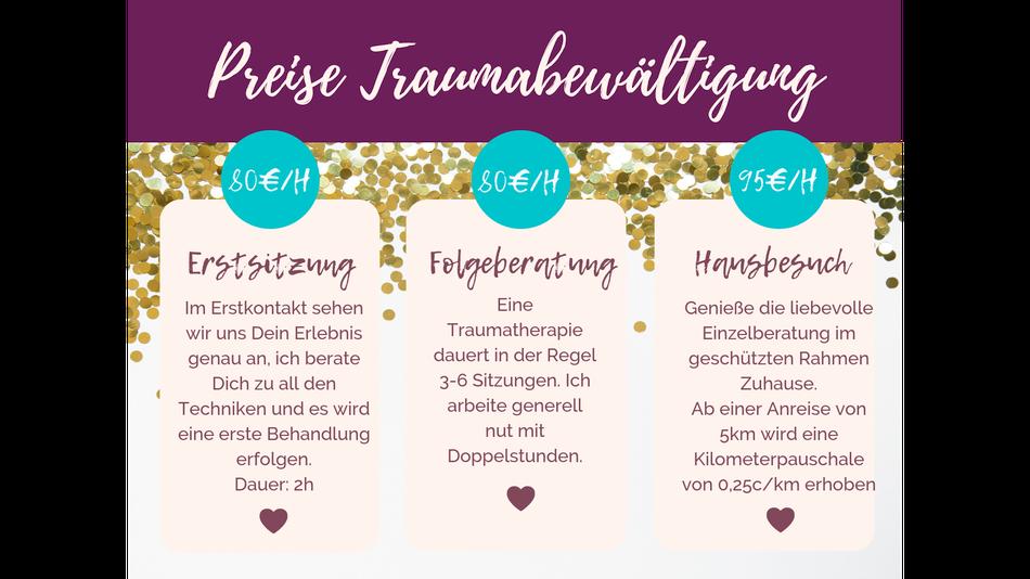 Honorar Preise Geburtsverarbeitung Geburtstrauma Trauma Hypnose EMDR Landau Pfalz Annweiler Psychotherapie Psychologie
