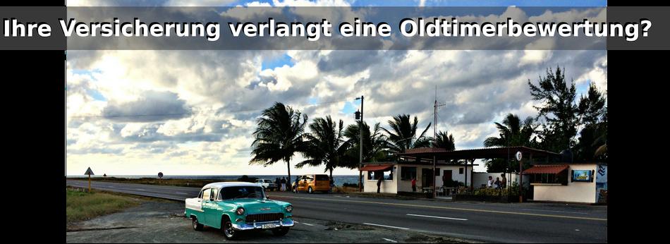 Oldtimer - Chevrolet Bel Air - Bewertung - Classic Analytics - H-Zukassung