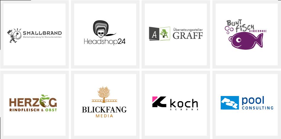 Logo Designen lassen Düsseldorf Bamboo! Büro