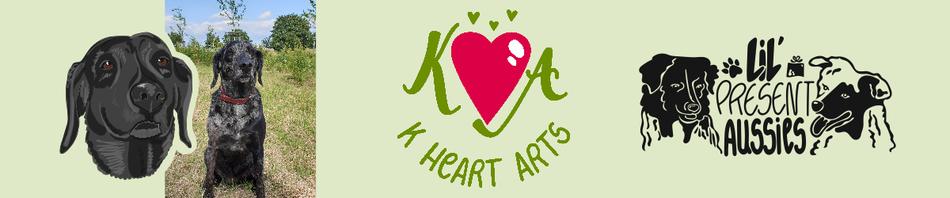 Dein tierisches Logo von KHeartArts
