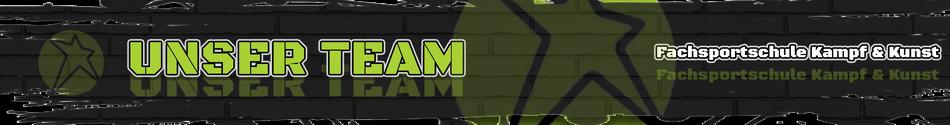 Seiten-Banner 2020 zu UNSER TEAM Kampfsportschule - Fachsportschule