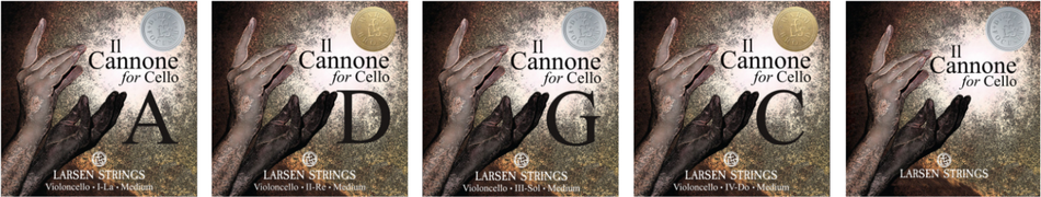 Larsen IL Cannone недорого купить для виолончели