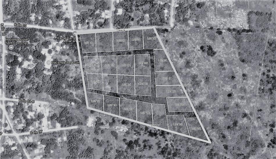 RESIDENCIA SANTO DOMINGO, IZAMAL - YUCATAN - MEXICO