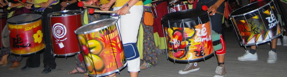 Batakoa et Zé Samba