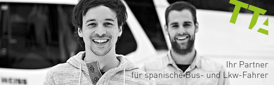 Arbeitsmarkt Transport Spanien