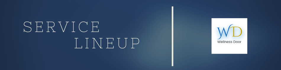 servicelineup(ウェルネスドアLLC)