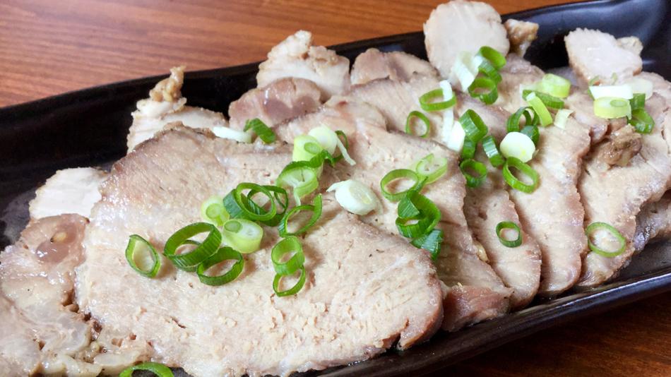 肉たらし簡単やわらかチャーシュー