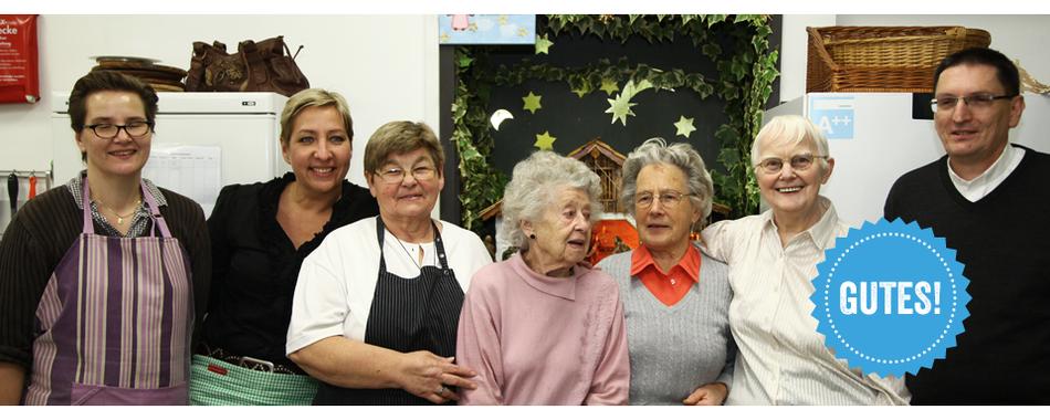 die Festmanagerin® Judith Grönitz in Annie's Suppenküche