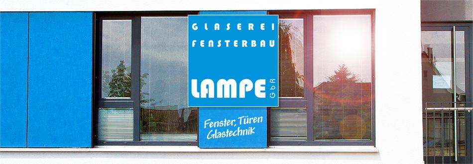 Glaserei-und Fensterbau Lampe GbR