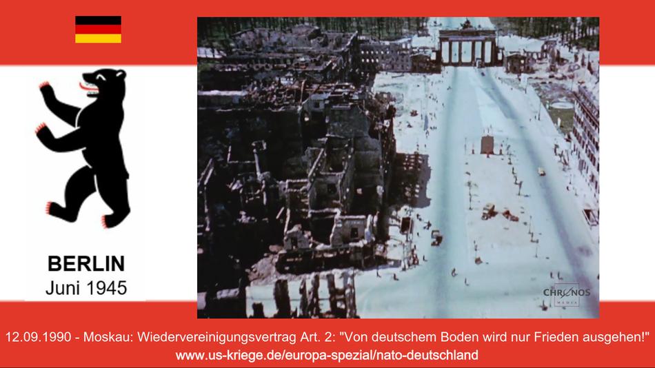 30 Jahre 12.09.1945/202 2+4-Vertrag