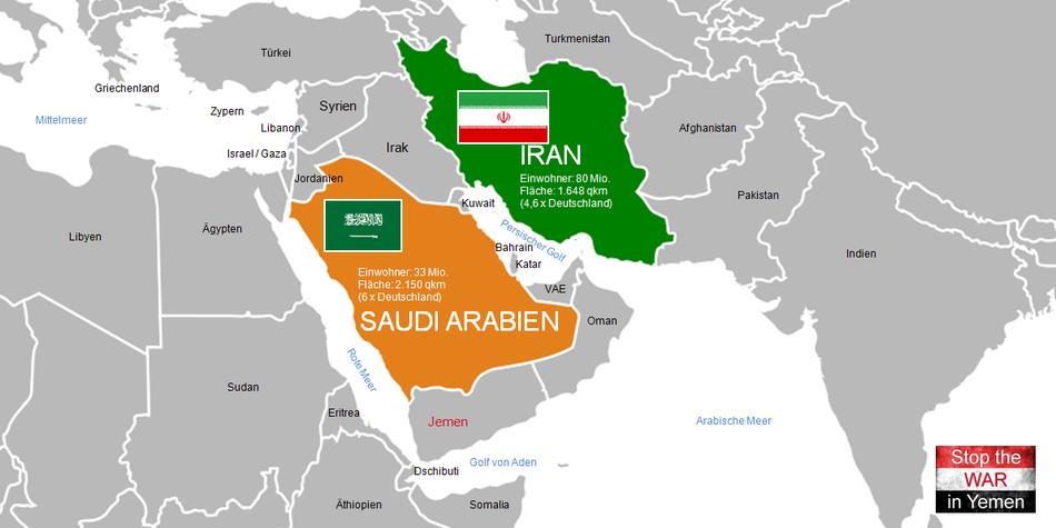 Mahnwache für Frieden - Iran vs. Saudi Arabien, am 08.07.2019 um 18:00 Uhr in Berlin auf dem Pariser Platz zwischen den Botschaften der USA und Frankreich