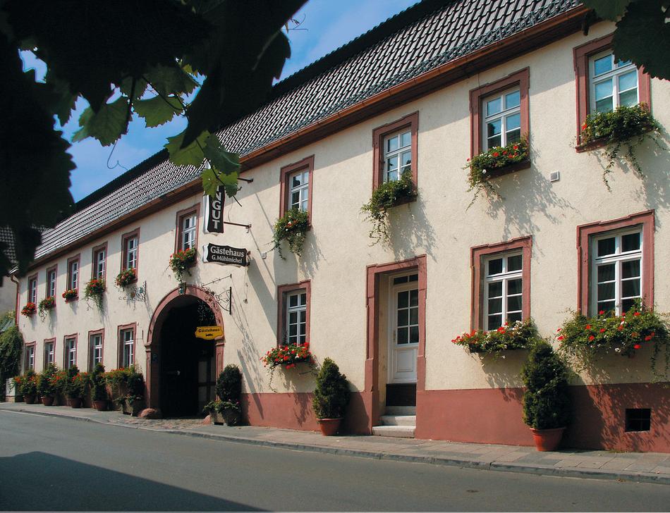 Weingut Jörg und Georg Mühlmichel, Weinstraße Nord 39, 67281 Kirchheim