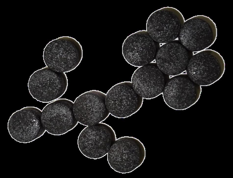 Compresse di carbone