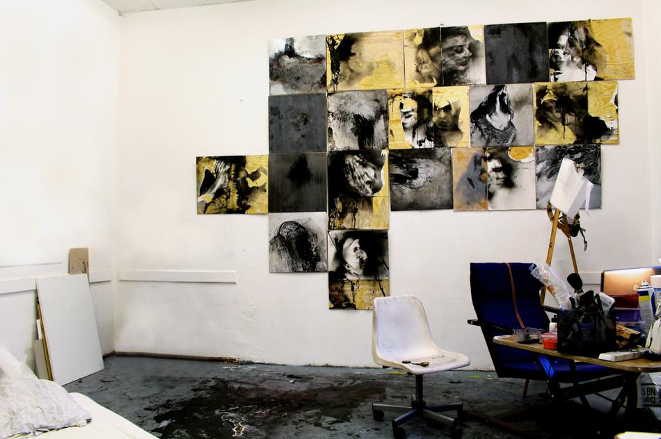 Proyecto realizado en la residencia Glogauair de Berlín (2014)