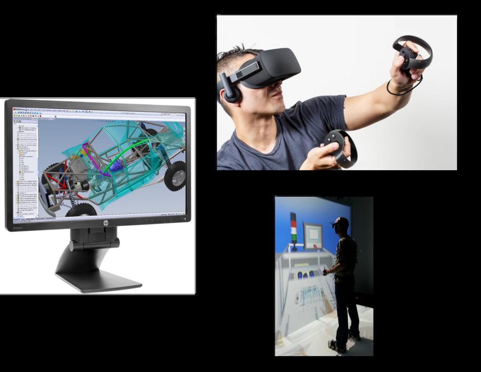 Exemples réalité Virtuelle