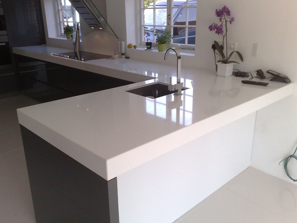 Top quartz - Quarzite piano cucina ...