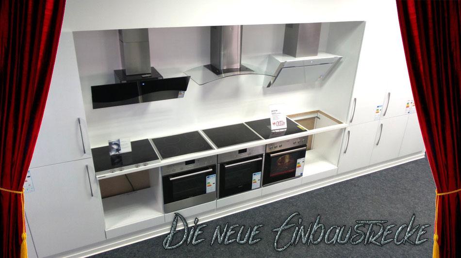 Wendl Küchen Einbaustrecke