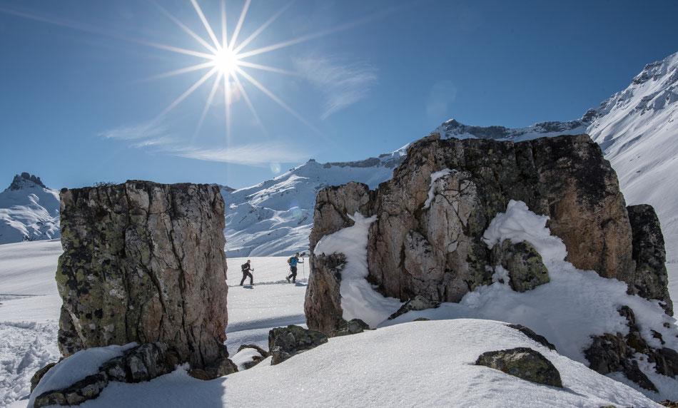 Klettergurt Skitour : Piz palü m solo skitour auf ein paradegipfel der ostschweiz