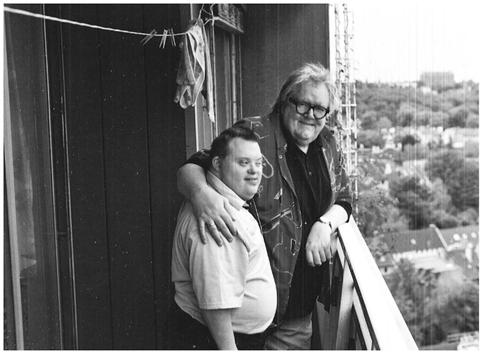 Elmar Kochanke und Andreas Kunze