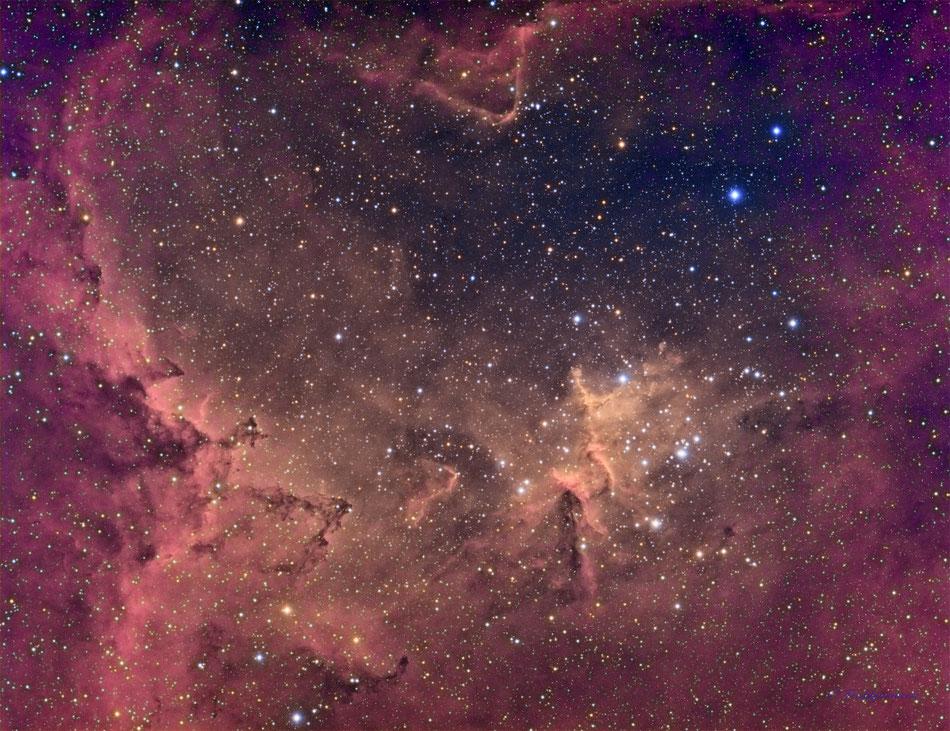 Nebulosa del Corazón IC1805