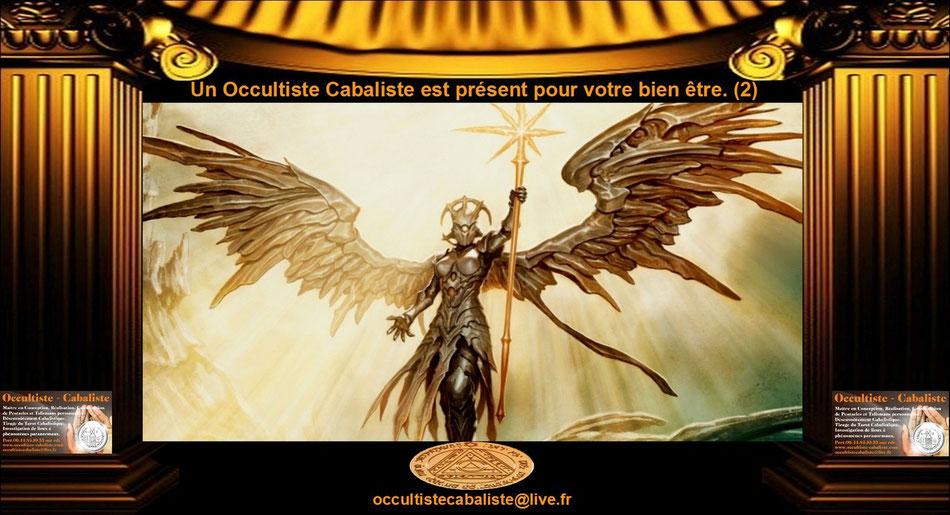 Un Occultiste Cabaliste présent pour votre bien être (2)